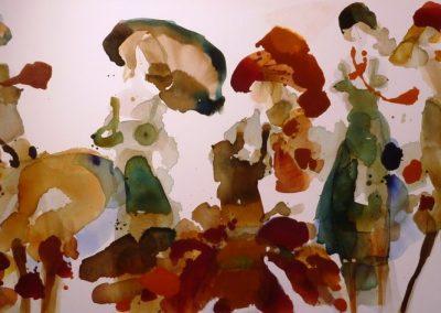 2012 Abenddämmerung - 90 x 180 cm