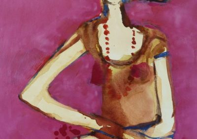 2014 - Madonna - 70 x 50 cm