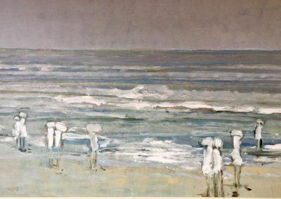 2018 - Meerlandschaft - 160 x 100 cm