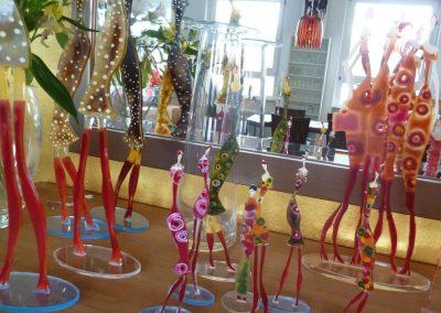 Atelier an der Enz - Acrylstelen - verschiedene Größen 14 bis 60 cm