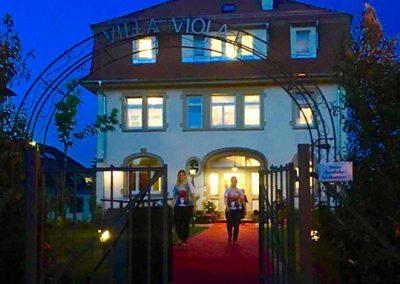 Eröffnung Villa VIOLA